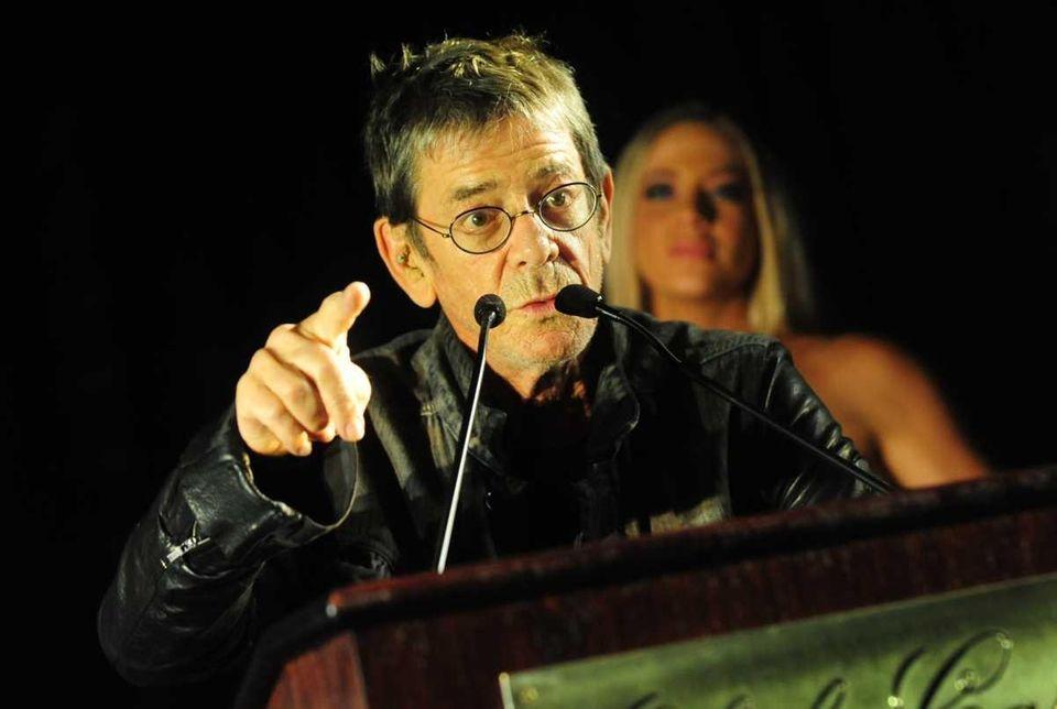 Musician and LI Music Hall of Fame inductee,