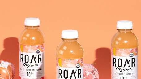 Huntington sports drink maker Roar Beverage Co., has