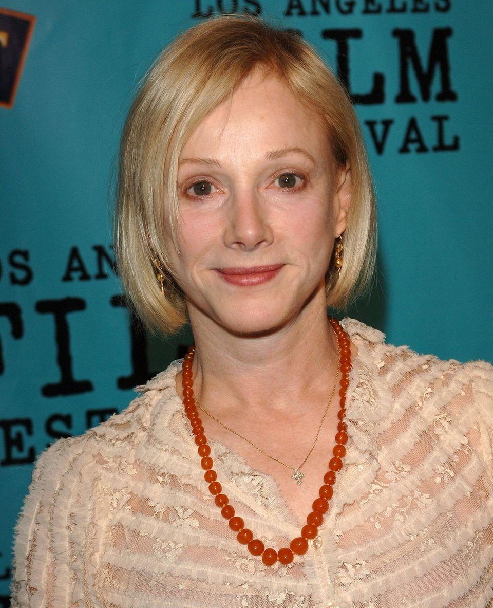 Actress and director Sondra Locke, who was nominated