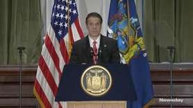 On Monday, Dec. 17, 2018, Gov. Andrew M. Cuomo
