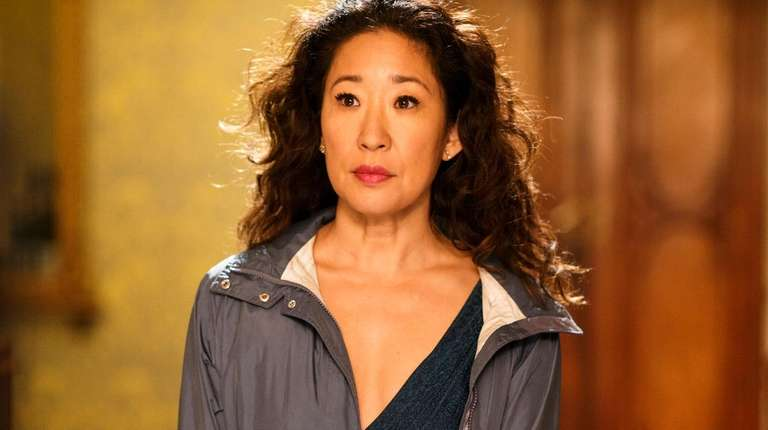 "Sandra Oh of BBC America's ""Killing Eve"" is"