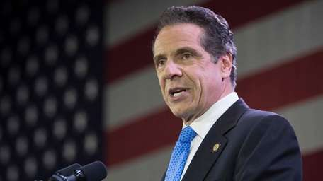 Not only has New York Gov. Andrew Cuomo