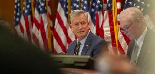 Presiding Officer Richard J. Nicolello on Monday called