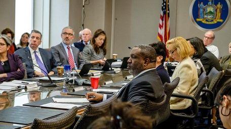The Empire State Development Corp. board of directors