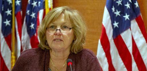 Nassau County Legis. Denise Ford on Monday.