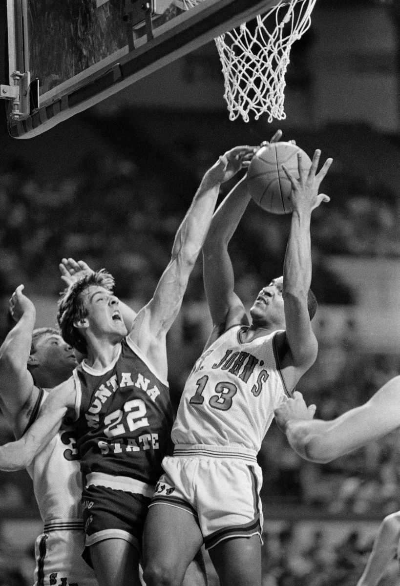 4. MARK JACKSON Guard, 1983-87 Jackson was the