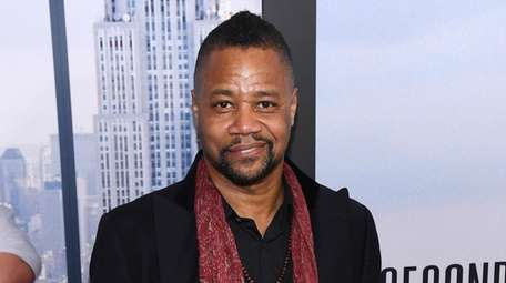 """Cuba Gooding Jr. attends the premiere of """"Second"""