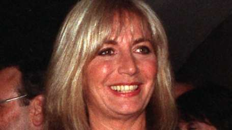 Penny Marshall in 1990.