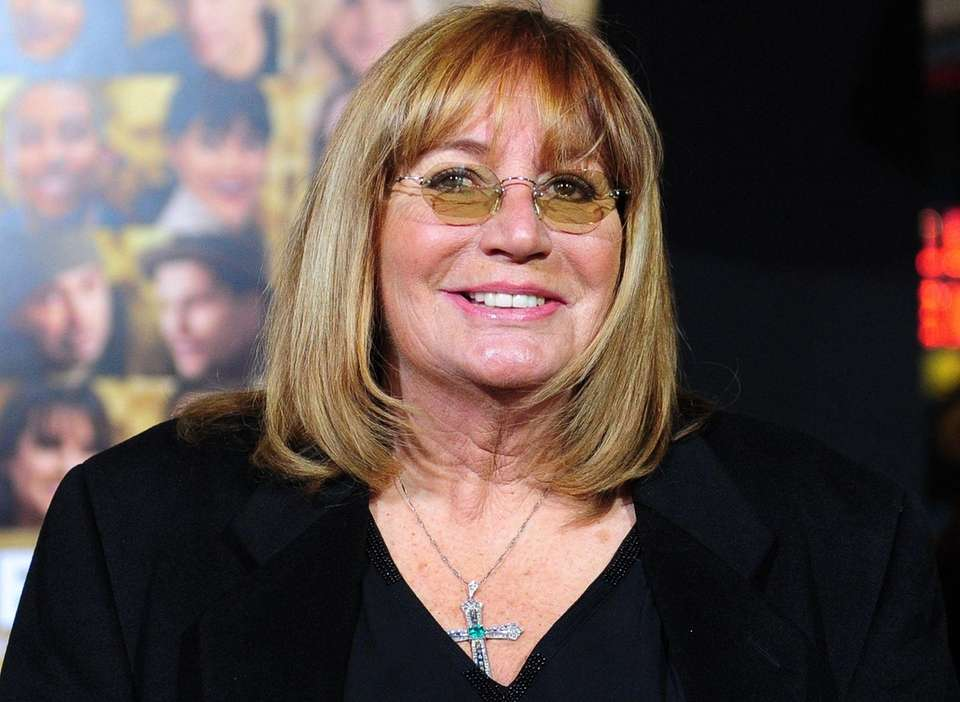 Penny Marshall, who costarred on the 1970s and