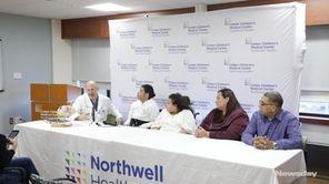 On Tuesday, Dr. Mark Mittler, a pediatric neurosurgeonatCohen