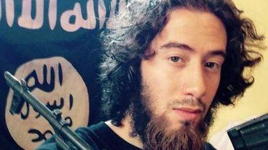 Samy El-Goarany, a Baruch College student who was