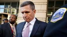Former White House National Security Adviser Michael Flynn