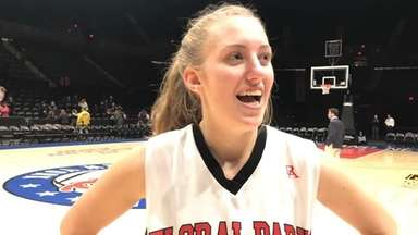 Kelly Ventura had 11 points in Floral Park's