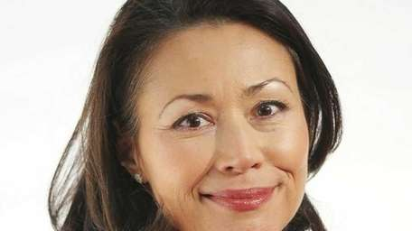 Anchorwoman Ann Curry attends the Robert F. Kennedy