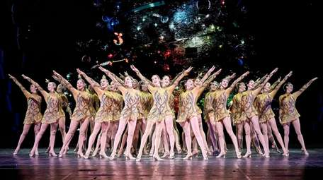 The Radio City Rockettes have added 10 shows