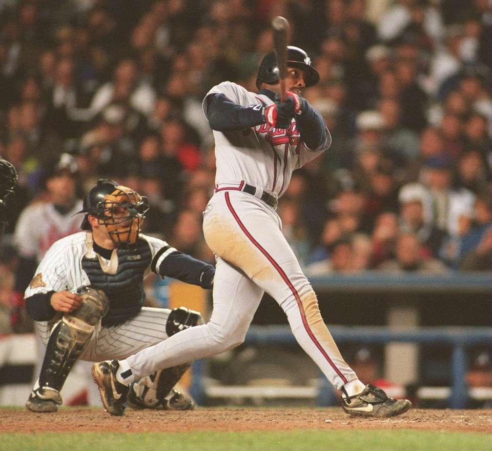 Fred McGriff was a five-time All-Star who hit