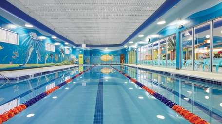 The Goldfish Swim School in Centereach opens Jan.