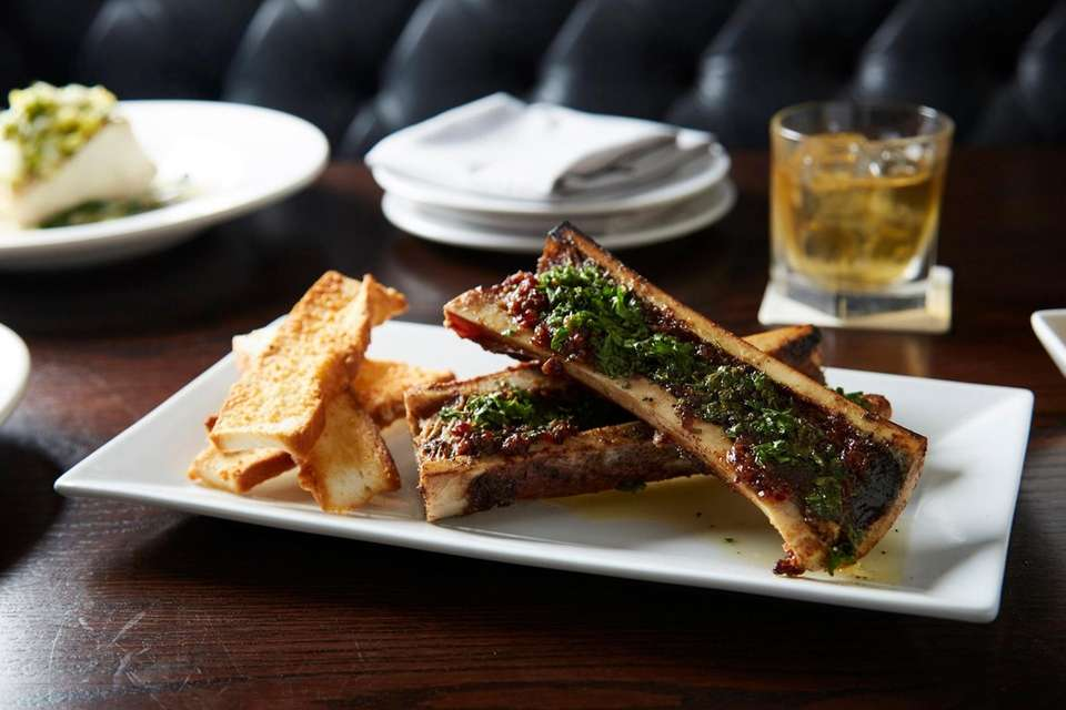 Bone marrow, Harleys American Grille, Farmingdale, Aug. 14,