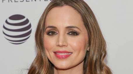 "Eliza Dushku attends a screening of ""Mapplethorpe"" during"