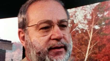 Michael LoGrande, seen on Nov. 3, 1987, served