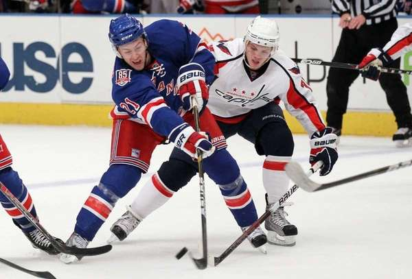 Derek Stepan may be in line for more