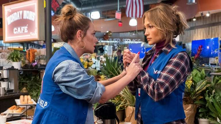 "Leah Remini and Jennifer Lopez star in ""Second"
