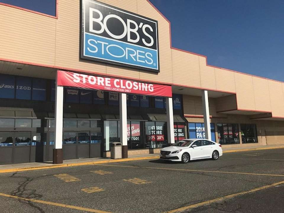 A Bob's Stores location in Patchogue is slated
