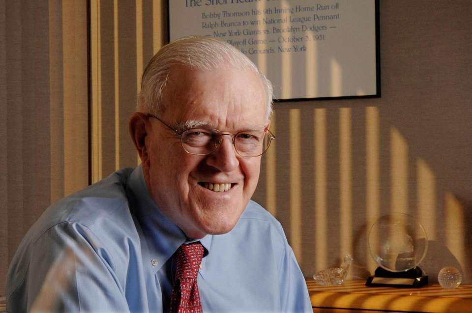 Portrait of Bernard Kennedy, Co-Chairman of the Executive