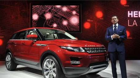 Land Rover Design Director Gerry McGovern reveals the