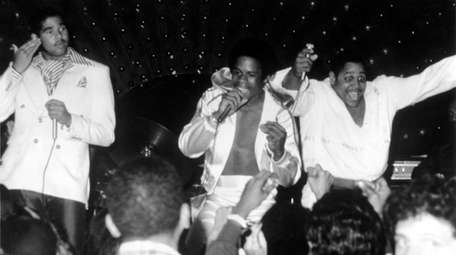 The Sugarhill Gang, in the late 1970s.
