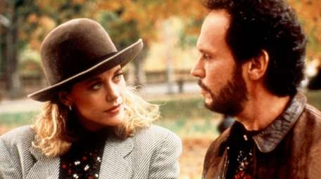 """Meg Ryan and Billy Crystal in """"When Harry"""