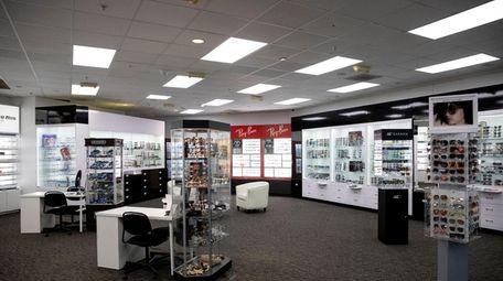 Interior view of Looks & Co. Designer Glasses