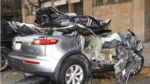 The car belonging to the victim of a