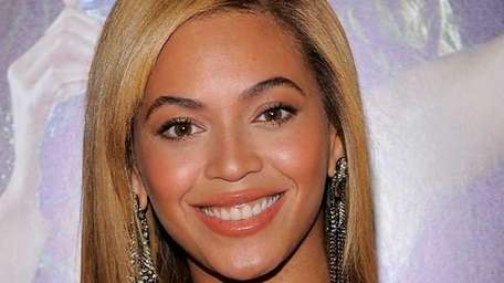 Singer Beyonce Knowles attends a screening of
