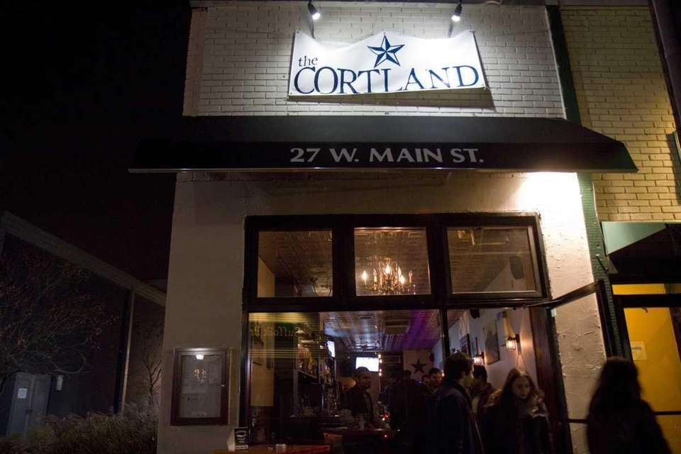 The Cortland is on West Main Street in