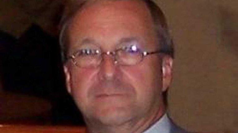 Mastic Beach's new mayor, Paul Breschard.