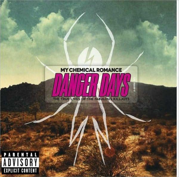 mcr danger days. My Chemical Romance: #39;Danger