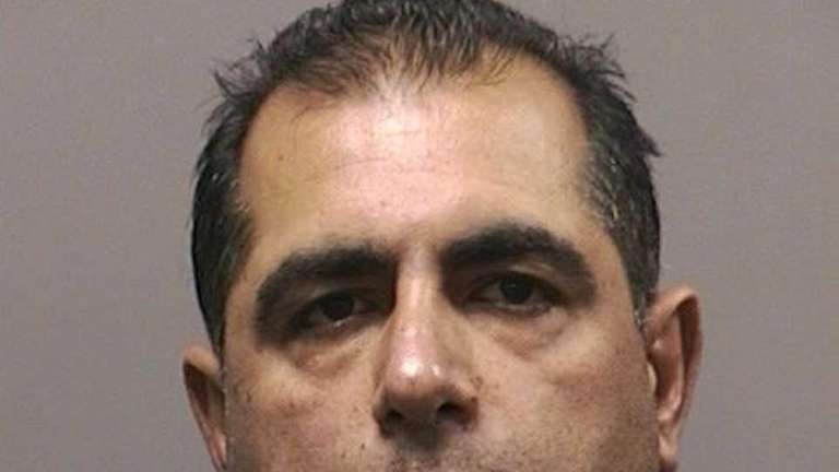 Police say Rabin Purnsrian, 43, of 117 Strathmore