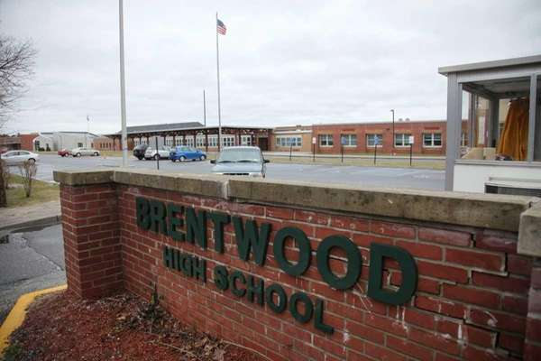 A file photo of Brentwood High School.
