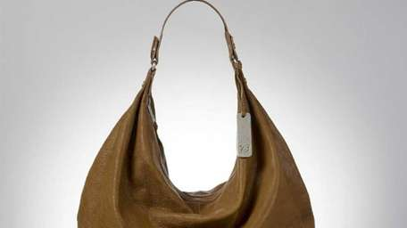 This Botkier handbag is featured at a sample