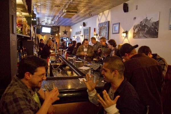 3. Hipster bars The Cortland in Bay Shore