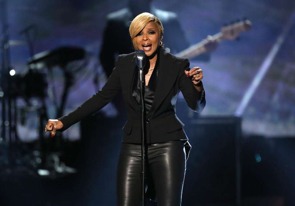 Singer Mary J. Blige created the Foundation for