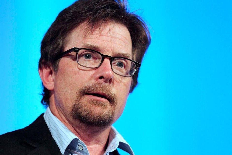 Michael J. Fox established the Michael J. Fox