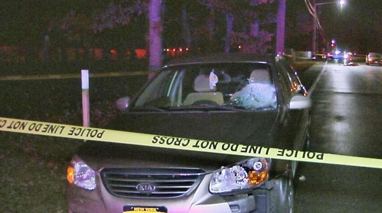 Woman dies after being hit by car in Middle Island, police ...
