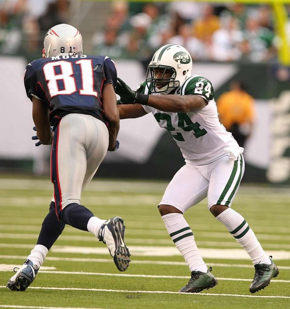 September 19, 2010Continued trash talk between Darrelle Revis