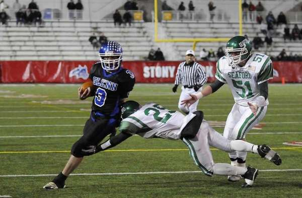2010 -- GLENN 28, SEAFORD 7 This was