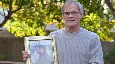 Tony Felpo, a teacher at Wyandanch Memorial High