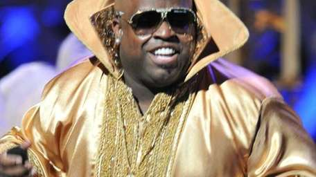 Cee Lo Green performs at the 2010 Soul
