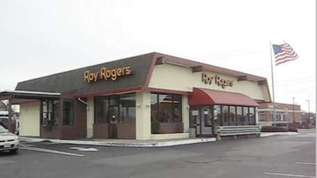 The Roy Rogers restaurant off William Floyd Parkway