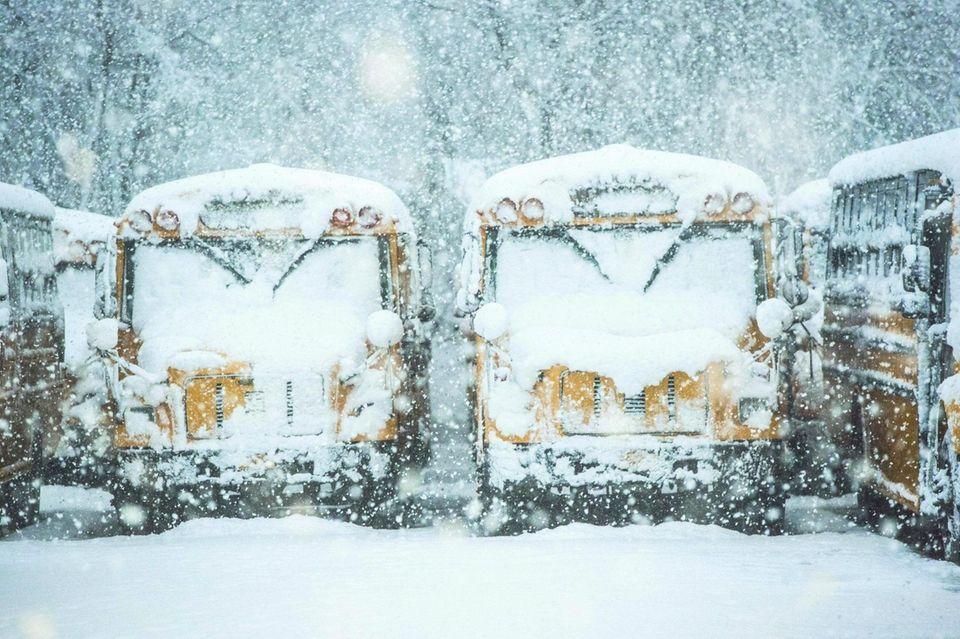 East Hampton School District schools are closed today